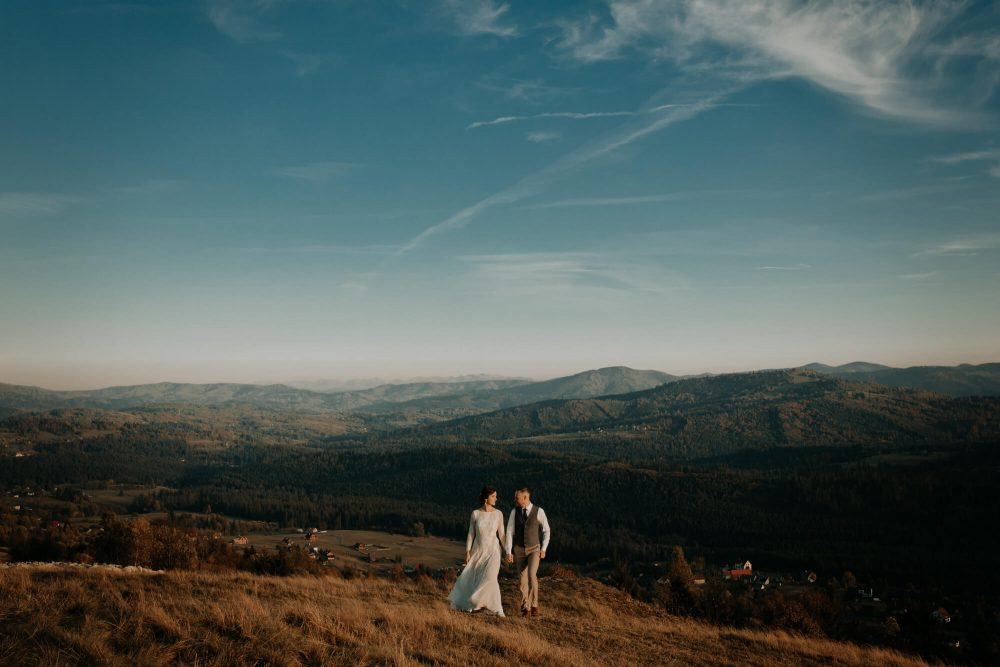 Sesja ślubna, Ochodzita, fotografia ślubna
