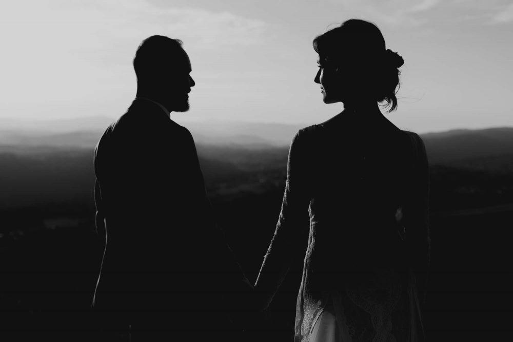 Sesja ślubna, Ochodzita, para ślubna